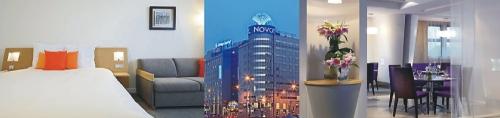 Novotel paris porte d 39 orleans - Parking porte d orleans paris ...