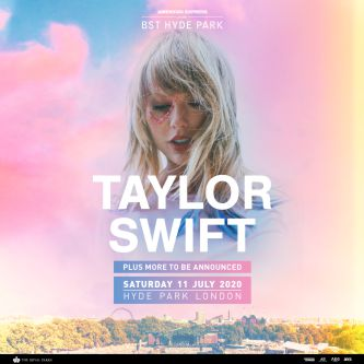 Taylor Swift BST Hyde Park London 11 July 2020