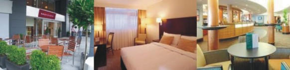 Mercure Manchester Piccadilly (formerly Ramada Manchester Piccadilly)