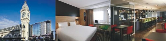mercure gare de lyon. Black Bedroom Furniture Sets. Home Design Ideas