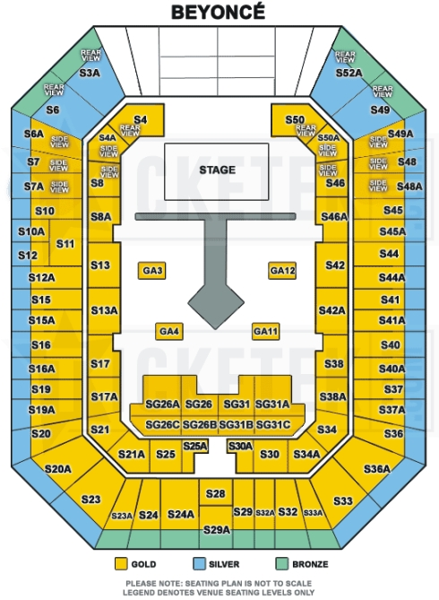 Brisbane Entertainment Centre Seating Map Entertainment Center Brisbane