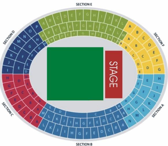 Imagini pentru Arena Ernst Happel Stadion, Vienna, Austria