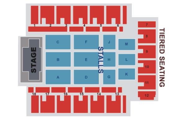 Genting Arena Birmingham Formerely Lg Arena