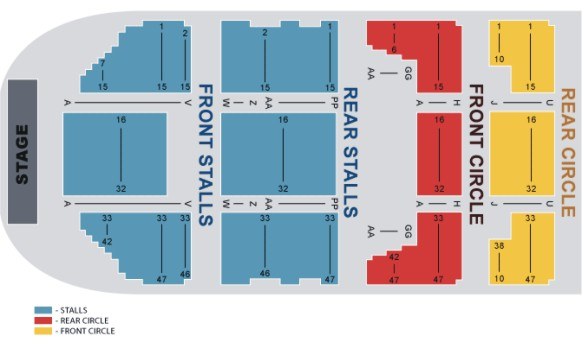 Peter andre tickets peter andre vip ticket packages for 02 floor seating plan