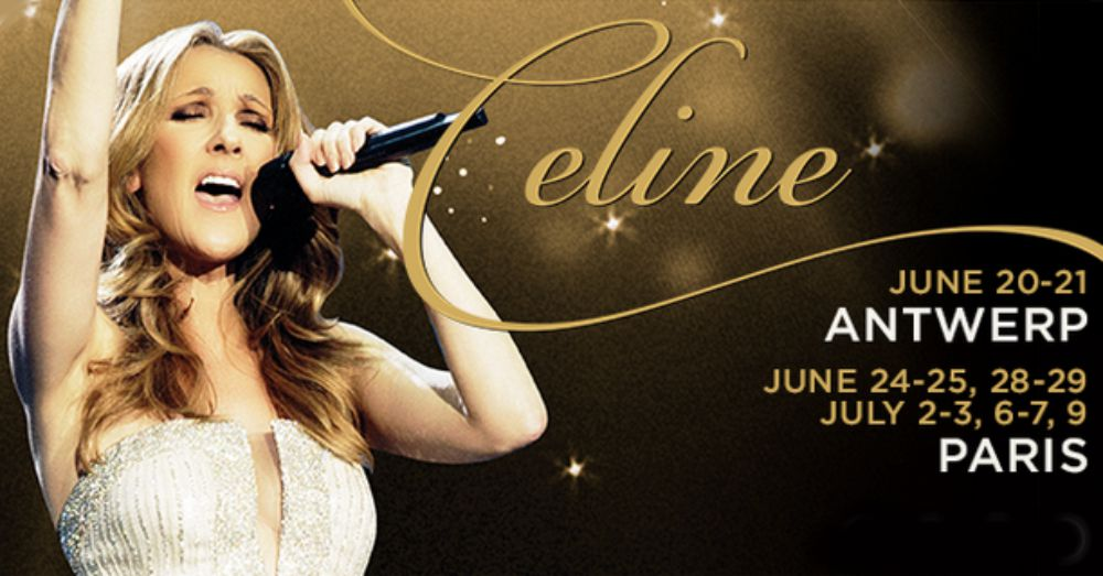 ... in Belgium, the 20th June 2016 and it is finished the 31th august 2016  to Trois Riveres, in Quebec.November 9th 2015, the official site of Celine  Dion ...