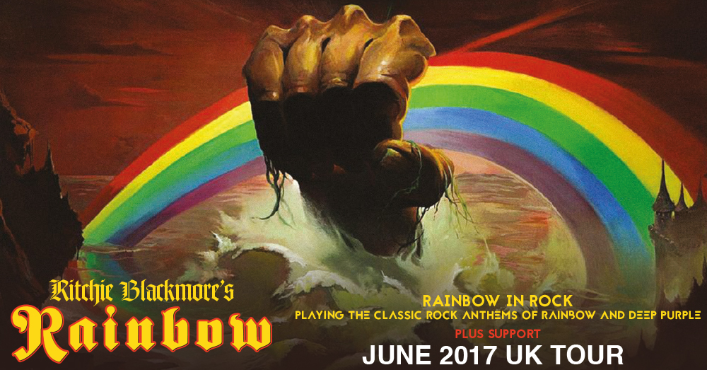 Ritchie Blackmore's Rainbow - Image Copyright EventTravel.Com