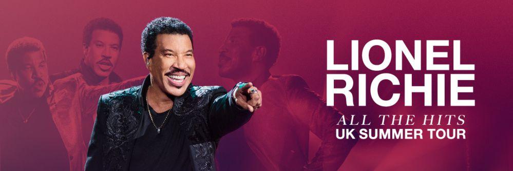 Lionel richie vip tickets and tour dates 2018 uk m4hsunfo