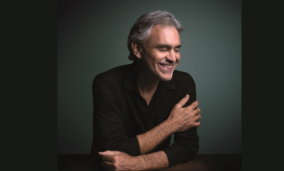 Andrea Bocelli Tickets UK 2019