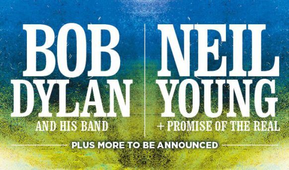 Bob Dylan and Neil Young Tickets London Hyde Park 2019