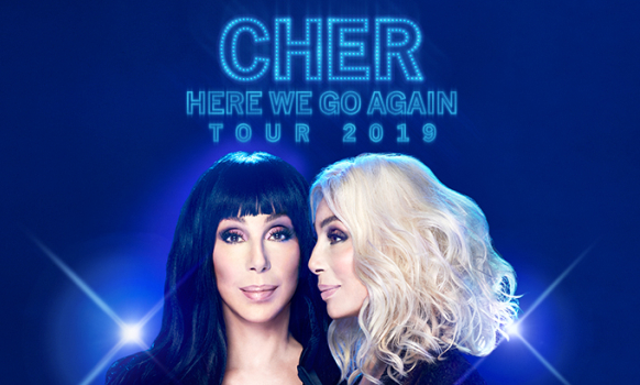 Cher Tickets Here We Go Again Tour 2019
