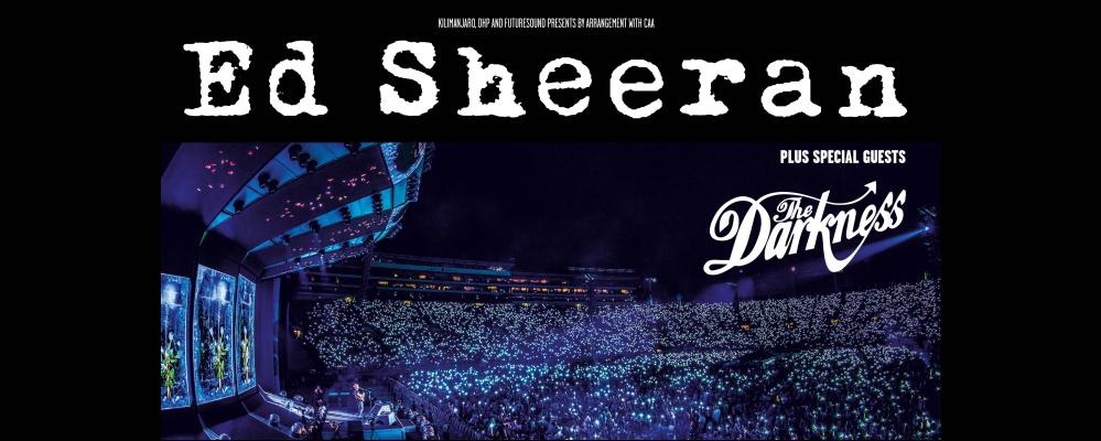 Ed Sheeran Leeds and Ipswich Tour Dates 2019