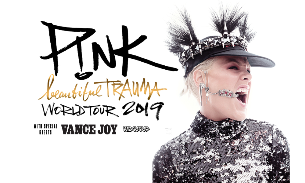 P!nk World Tour 2019