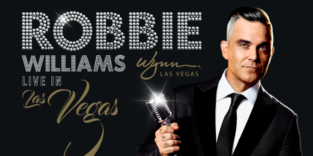 Robbie Williams Las Vegas