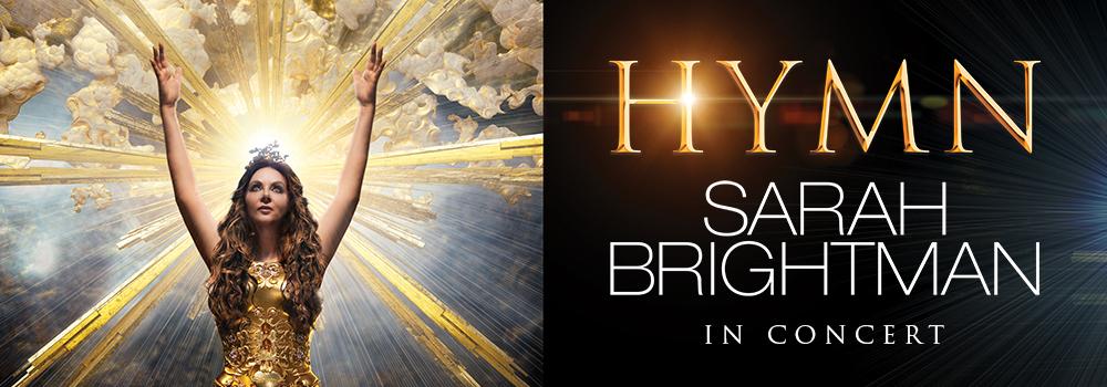 Sarah Brightman Hymn Tour 2019