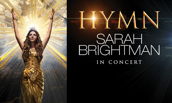 Sarah Brightman in Concert Hymn Tour 2019
