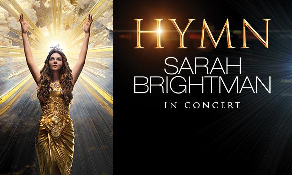 Sarah Brightman in Concert Hymn Tour 2019