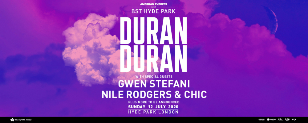 Duran Duran BST London 12 July 2020