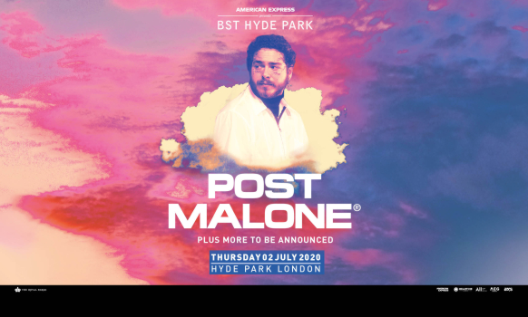 Post Malonde BST Hyde Park London 2020