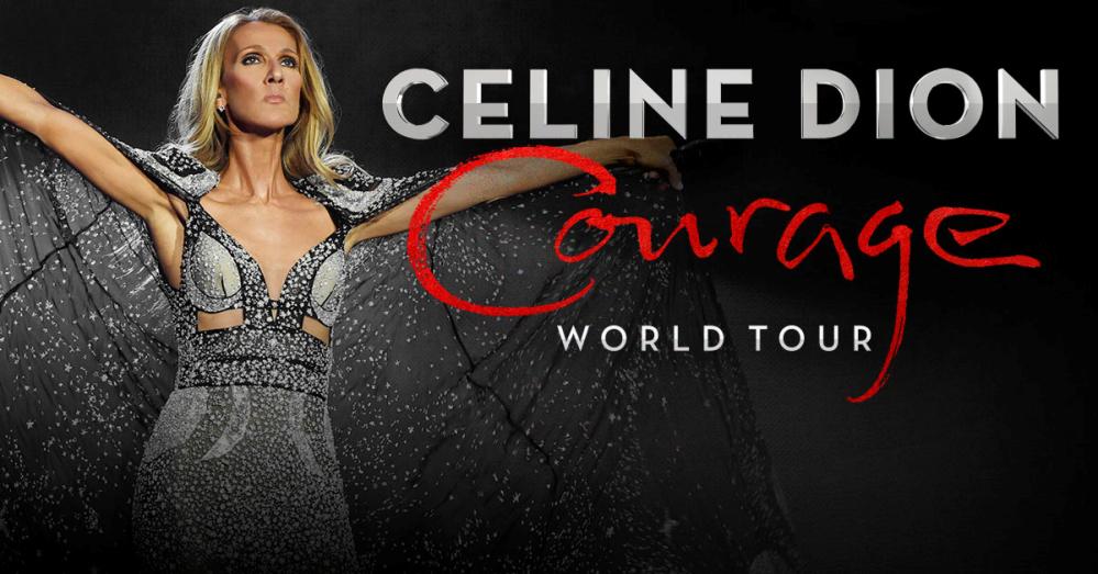 Celine Dion Tickets World Tour 2022