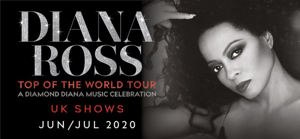 Diana Ross - Diamond Diana Top of the World Tour 2020