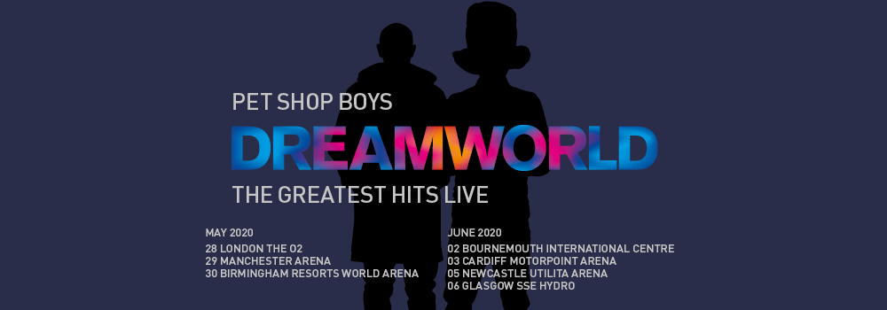 Pet Shop Boys Dreamland The Greatest Hits Live