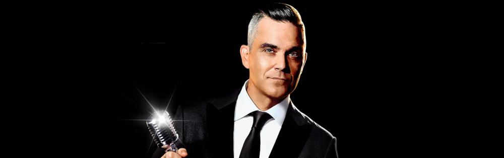 Robbie Williams Las Vegas 2020