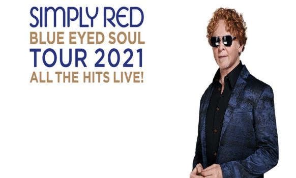 Simply Red Tickets UK and Europe 2021
