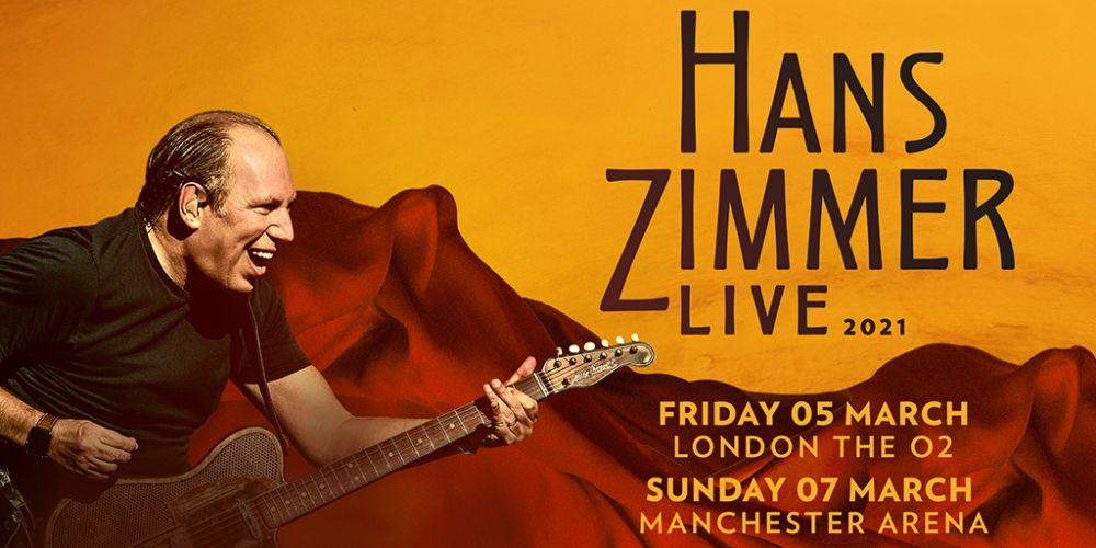 HGans Zimmer Live UK 2021