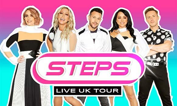 Steps VIP Tickets 2021