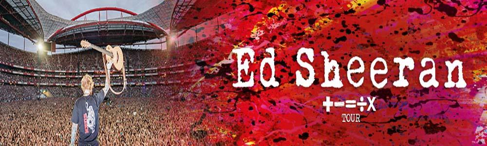 Ed Sheeran UK Tour Dates 2022