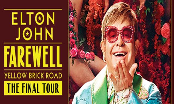 Elton John 2022 Tour Dates