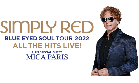 Simply Red Tour 2022 - UK