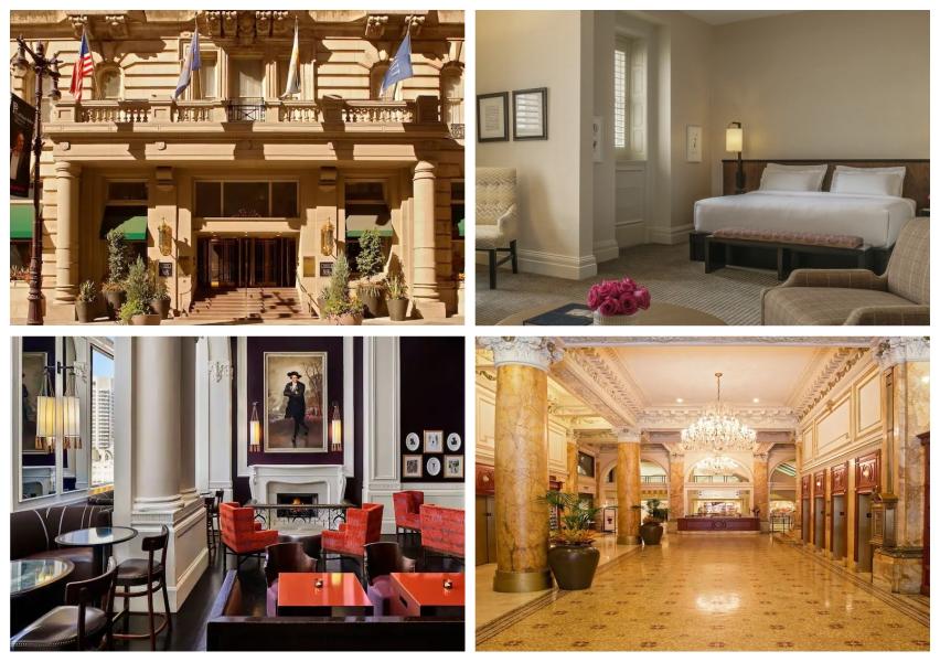 The Bellevue Hotel Philadelphia