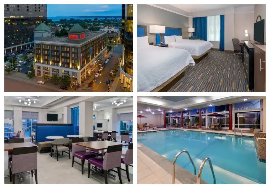 Hampton Inn and Suites Downtown Buffalo