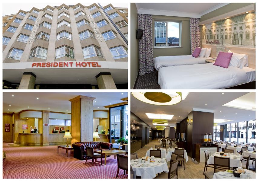 President Hotel Bloomsbury