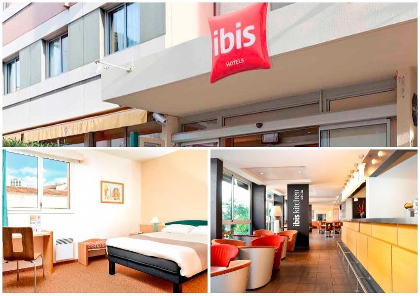 Hotel Ibis Saint Charles