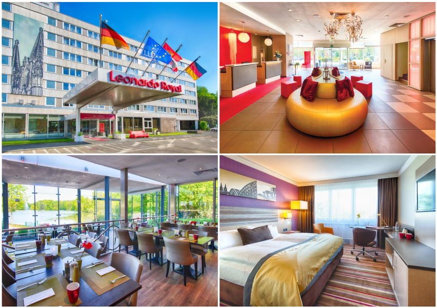 Leonardo Royal Hotel K�ln - Am Stadtwald