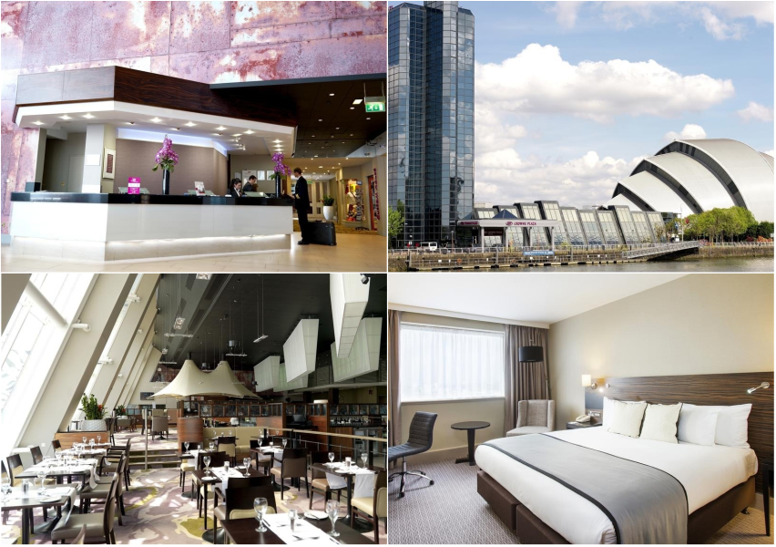 Glasgow Hotels With Twin Rooms