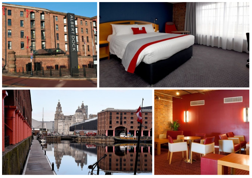 Holiday Inn Express Liverpool Albert Dock