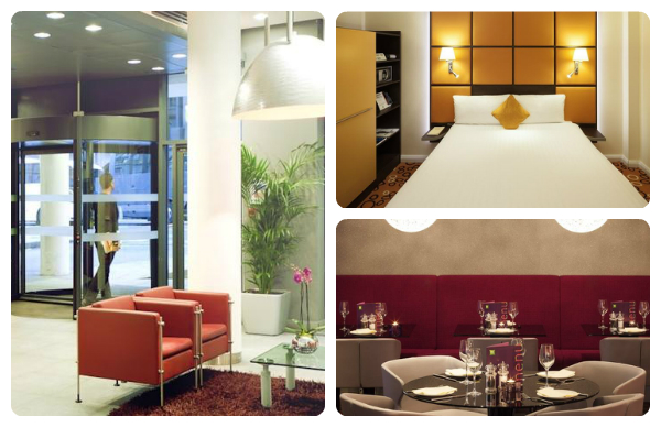 Hotel ibis Styles London Southwark Rose