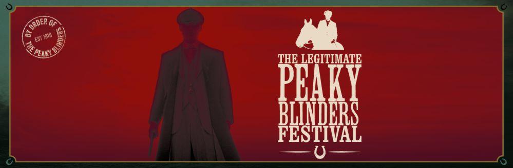 Peaky Blinders Festival Birmingham