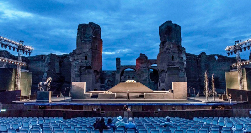 Hotel Terme Di Caracalla Roma