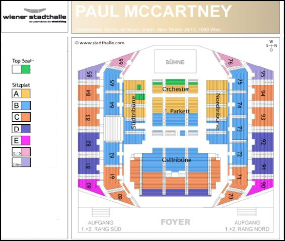 stadthalle vienna paul mccartney
