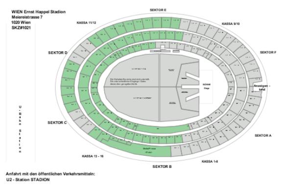 Ernst Happel Stadion Pnk