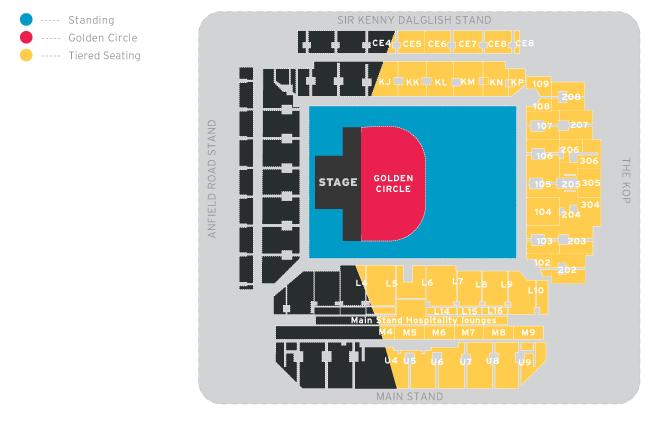 Pink Tickets Liverpool 25 June 2019