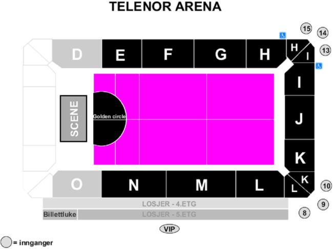 Oppdatert Telenor Arena Oslo - P!nk DM-04
