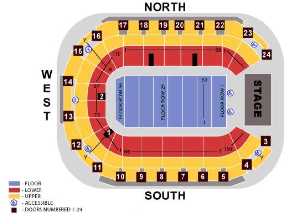The SSE Arena Belfast