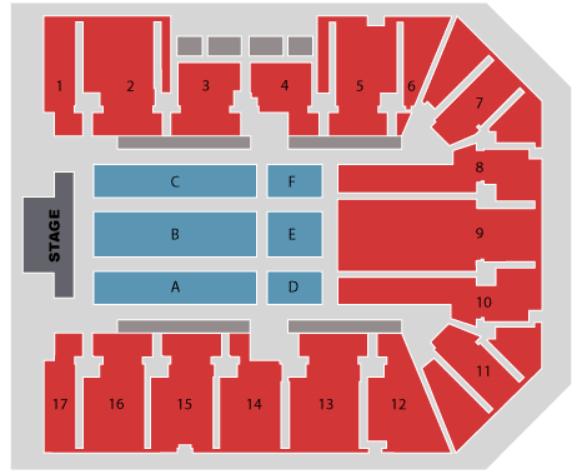World Resorts Arena Birmingham