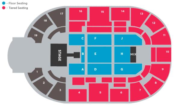 Motorpoint Arena Nottingham - STEPS 2021