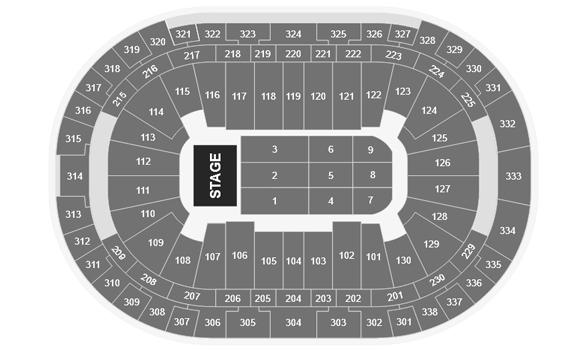 PNC Arena Raleigh